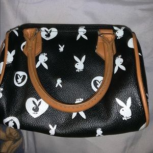 Vintage playboy purse